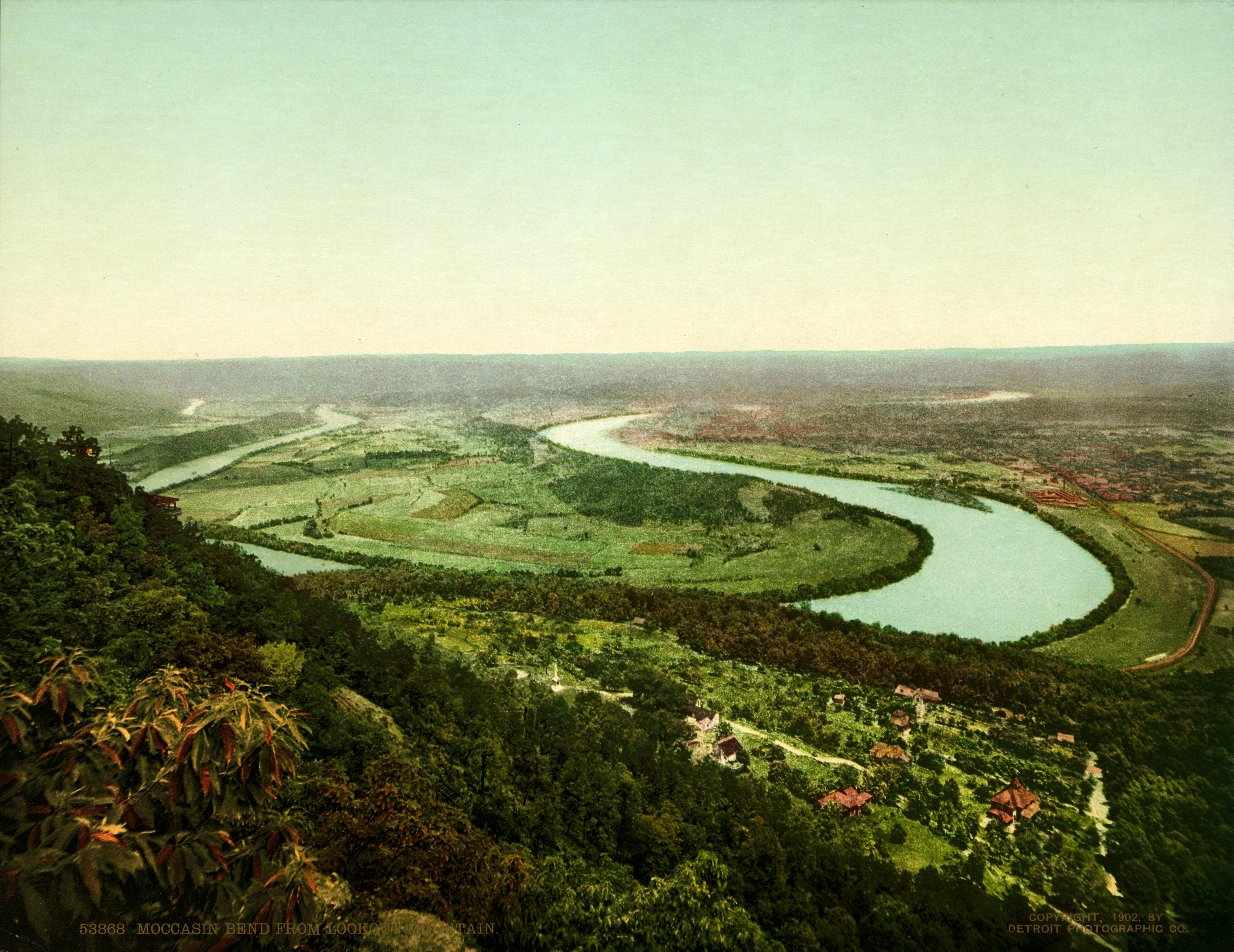 Filemoccasin bend from lookout mountain tennessee 1902g filemoccasin bend from lookout mountain tennessee 1902g sciox Gallery