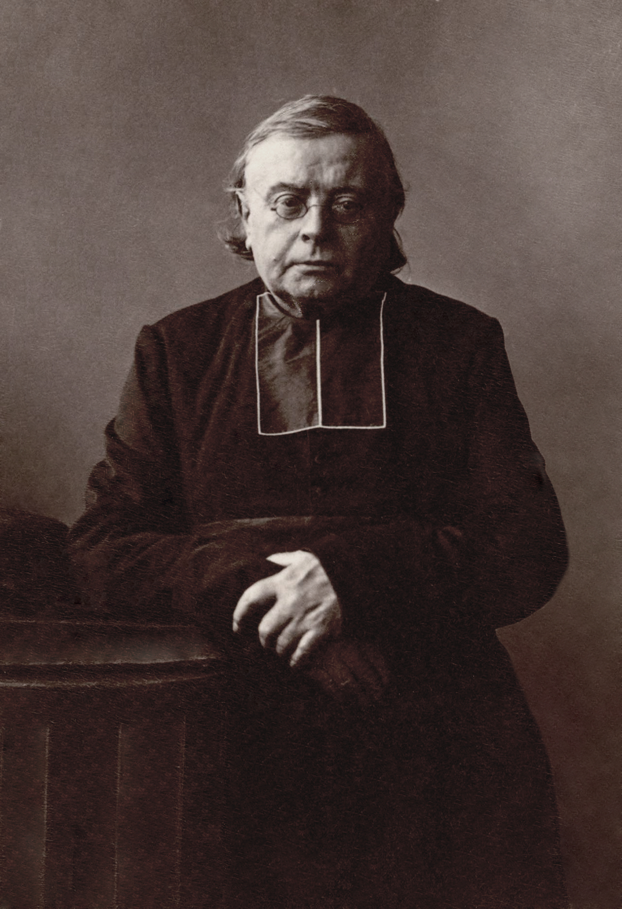 Image of François-Napoléon-Marie Moigno from Wikidata