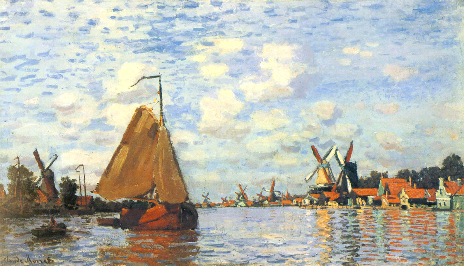 File:Monet - Die Zaan bei Zaandam.jpg - Wikimedia Commons