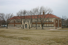 English: Monroe Elementary School - Brown Vs t...