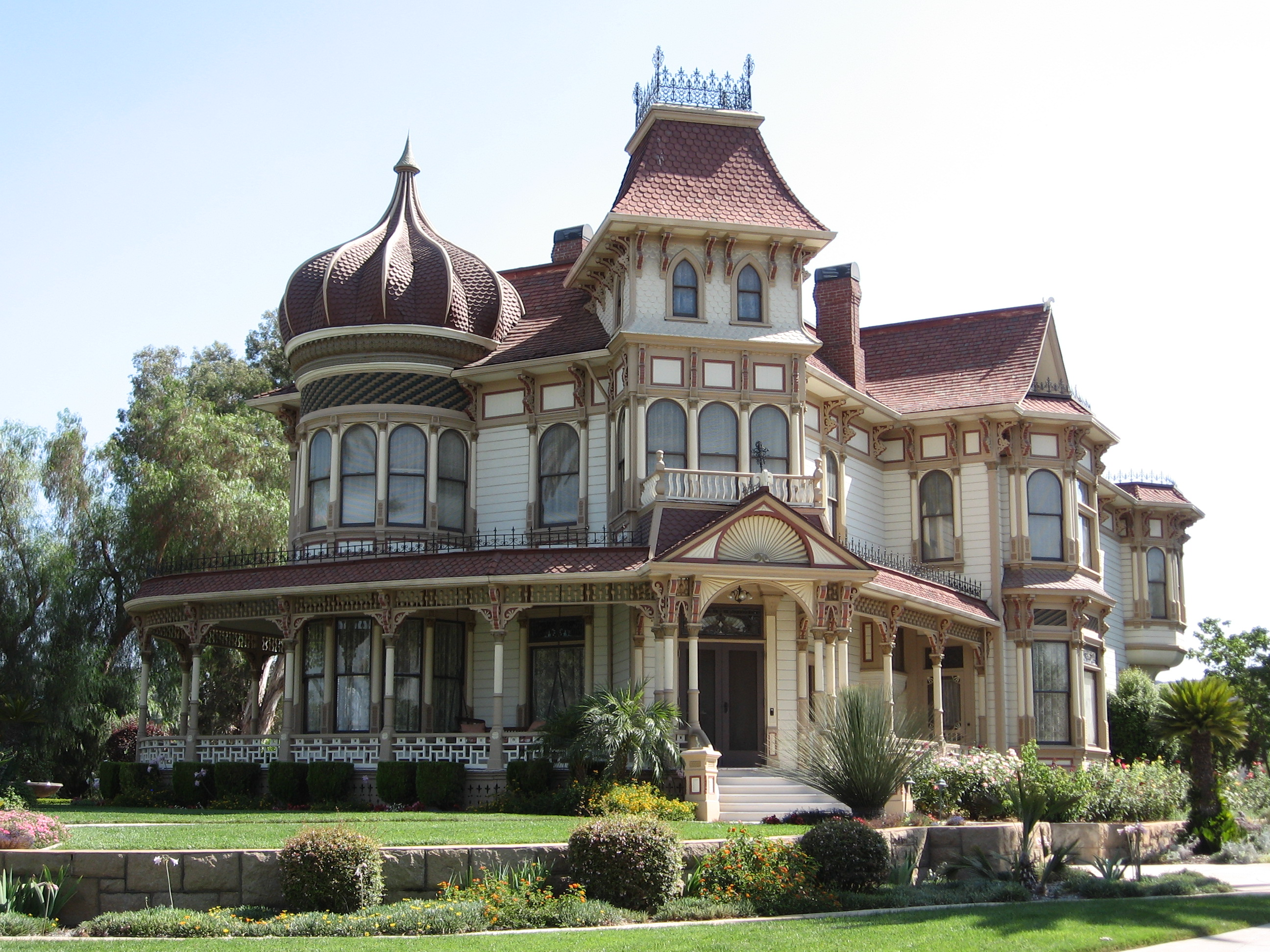 Old Hollywood Mansions Cool With Morey Mansion Redlands Photo