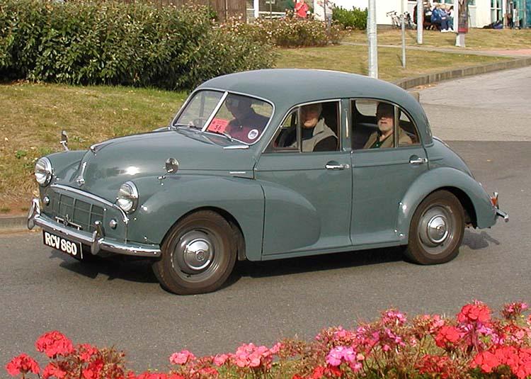 Morris minor wikipedia for D arcy motors morris il