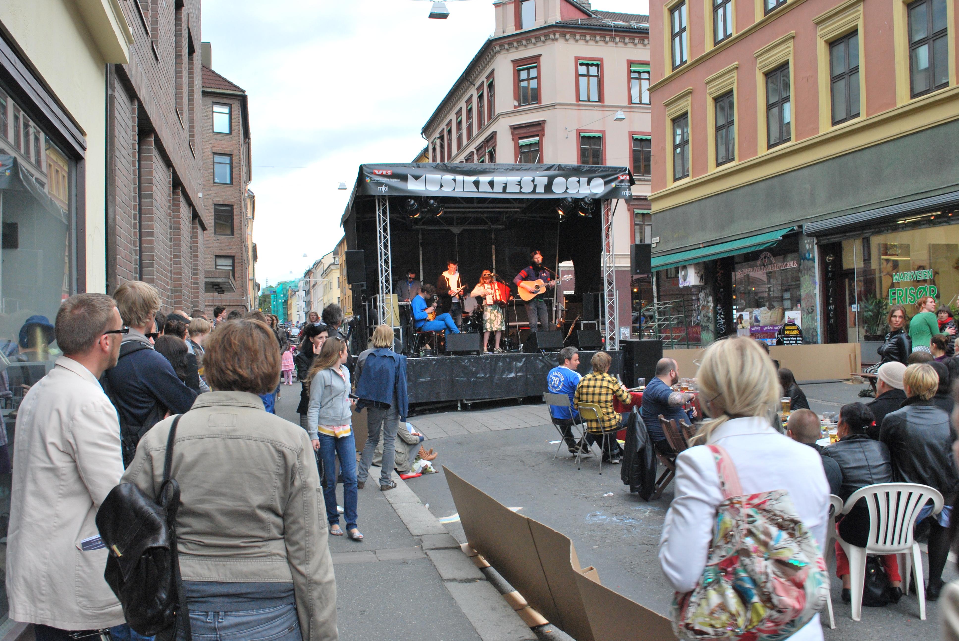 Musikkfest Oslo 2011 Musikkfest Oslo