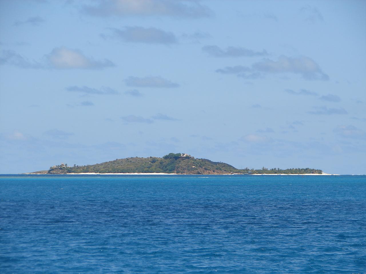 Illa Necker, Illas Virxes