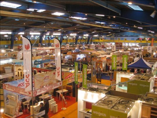 Centre des expositions de nevers wikip dia for Foire de nevers