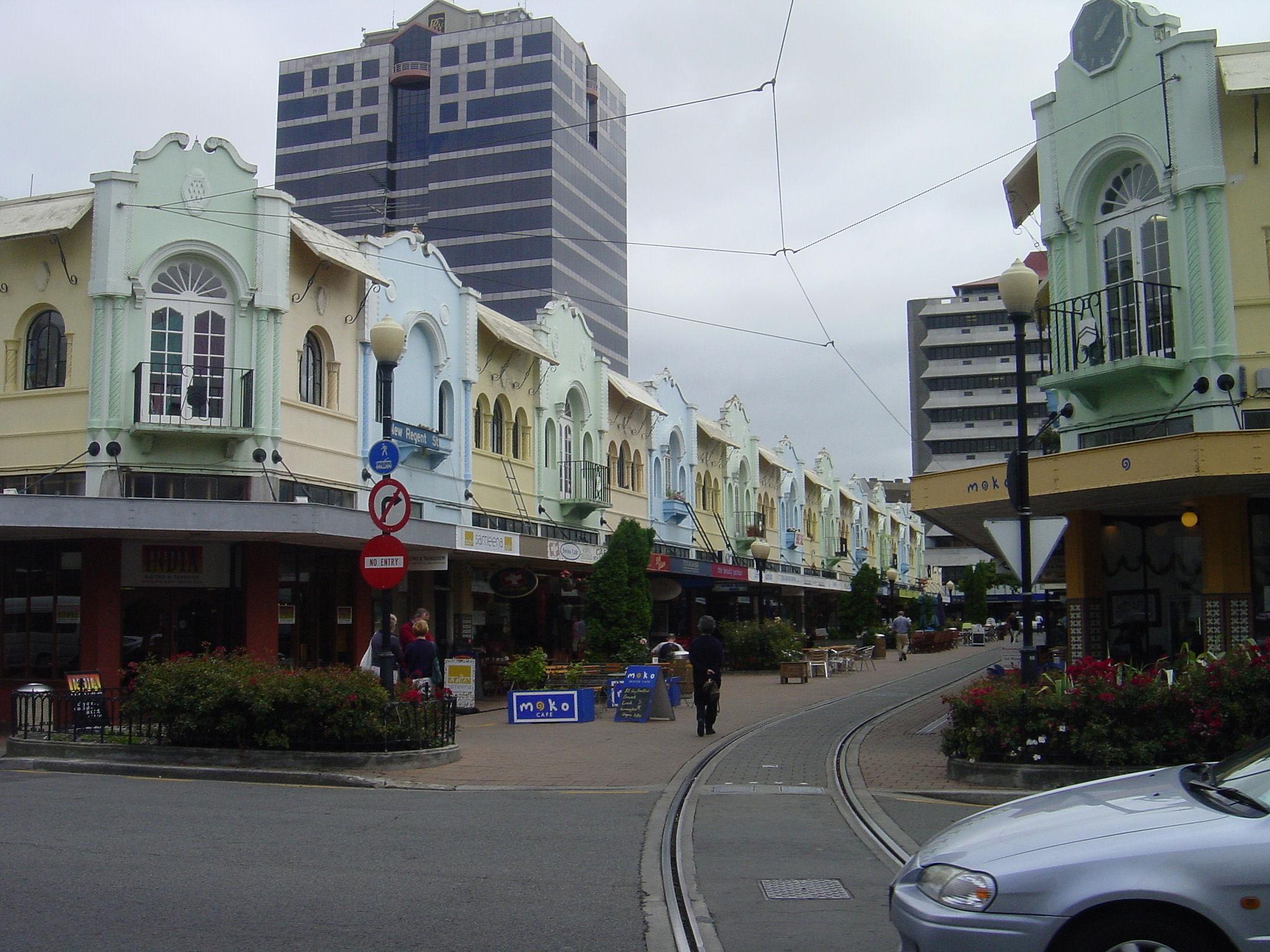 New Zealand Street Food