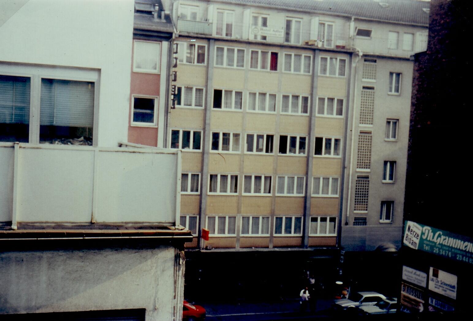 Hotel Adler Frankfurt Niddastra Ef Bf Bde