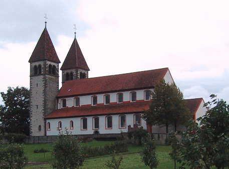 St. Peter und Paul auf der Insel Reichenau