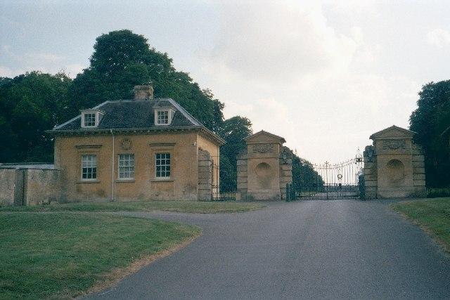 North Lodge of Cornbury Park - geograph.org.uk - 31711