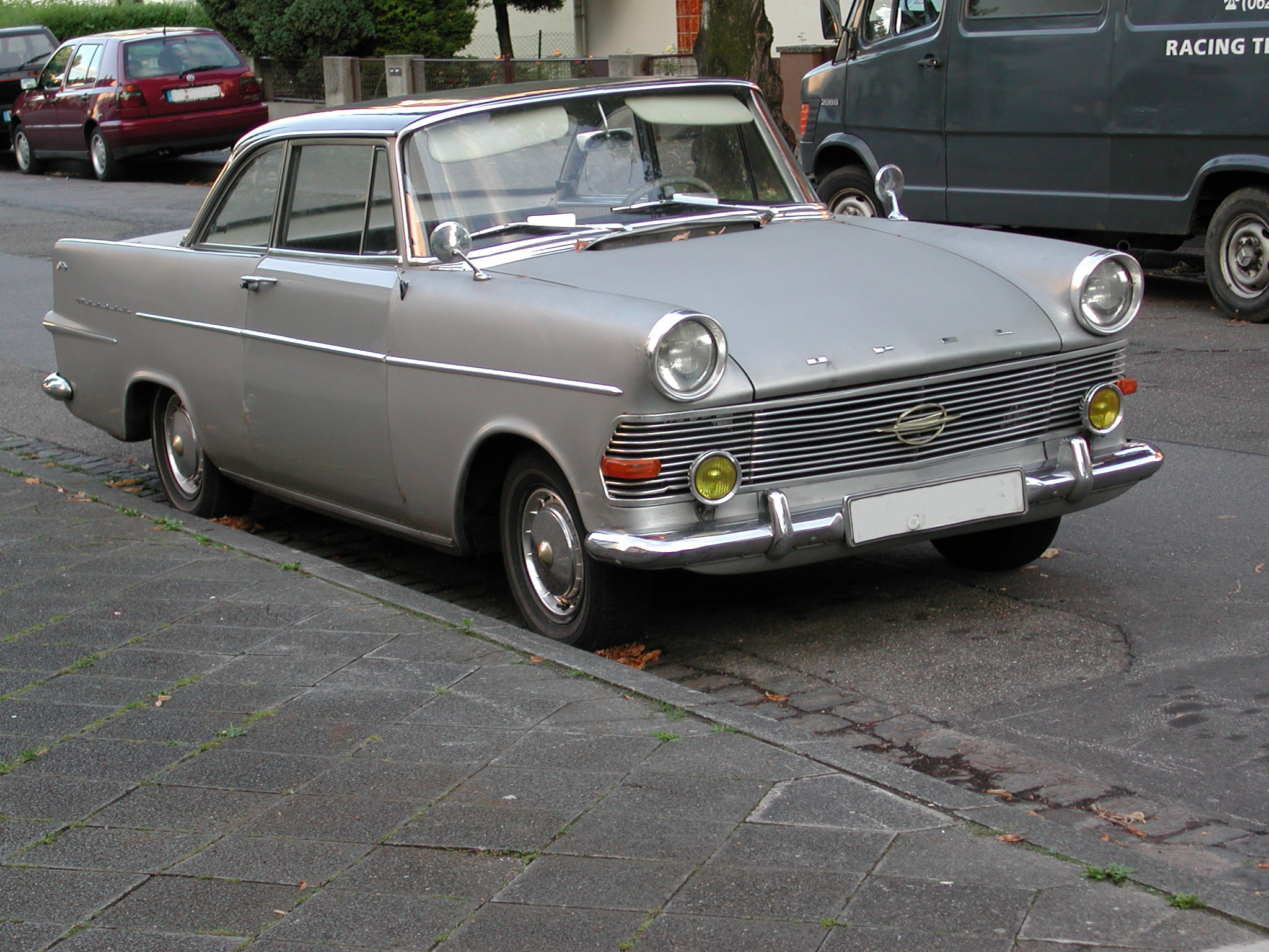 Opel Rekord occasion auto à vendre en Belgique Autoccasion.be