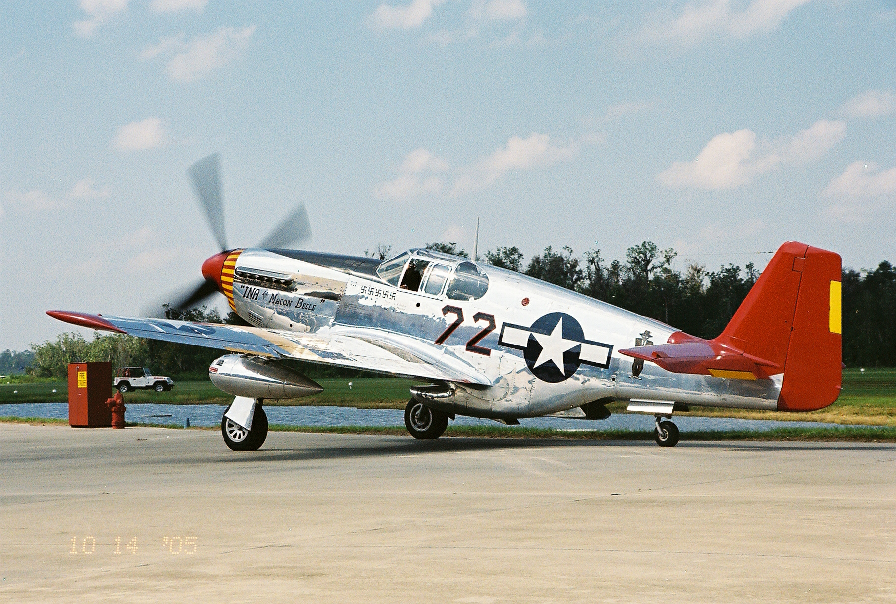 P 51 Red Tails File:P-51C - Ina The M...