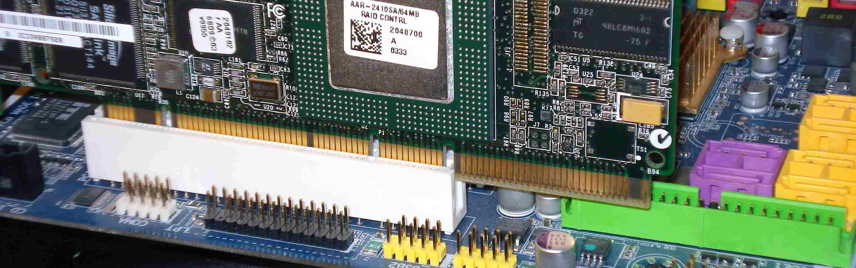File:PCI-X in a 32-bit slot jpg - Wikipedia