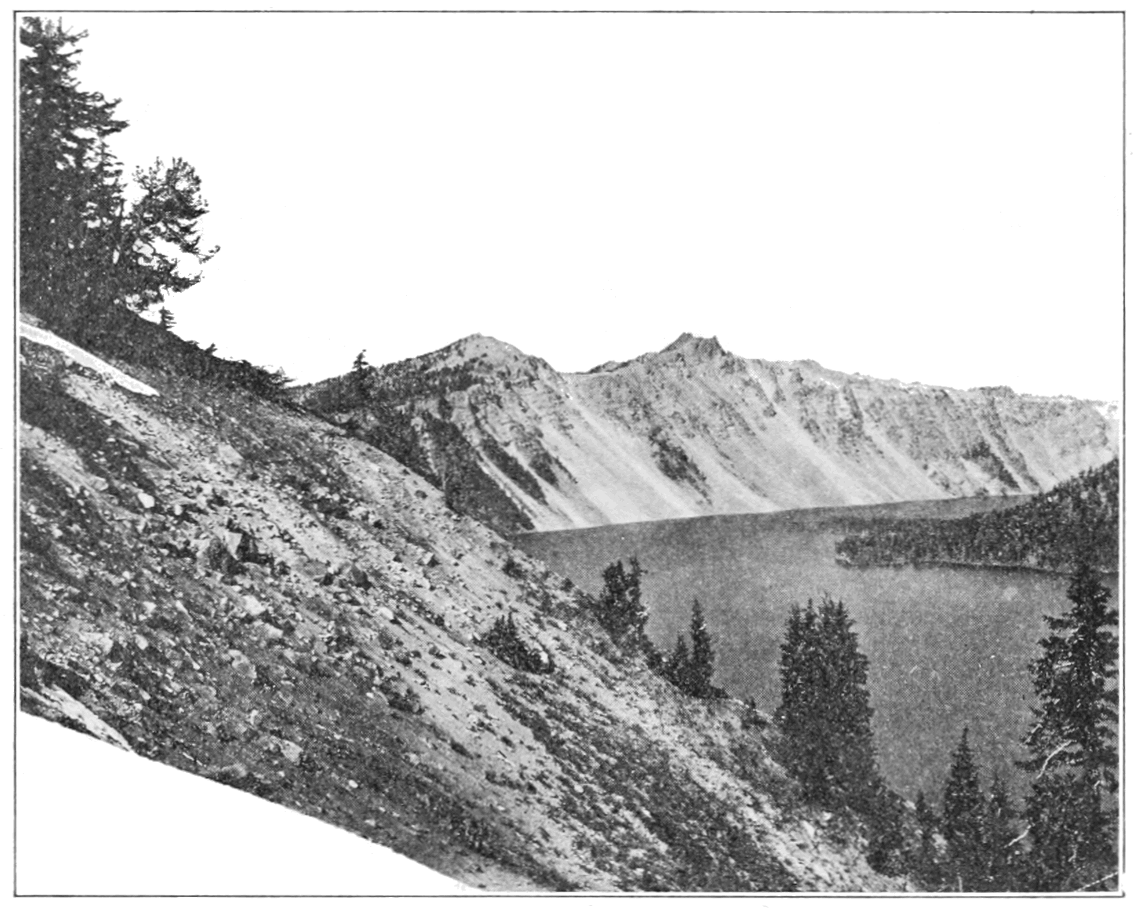PSM V80 D547 Western border of crater lake.png