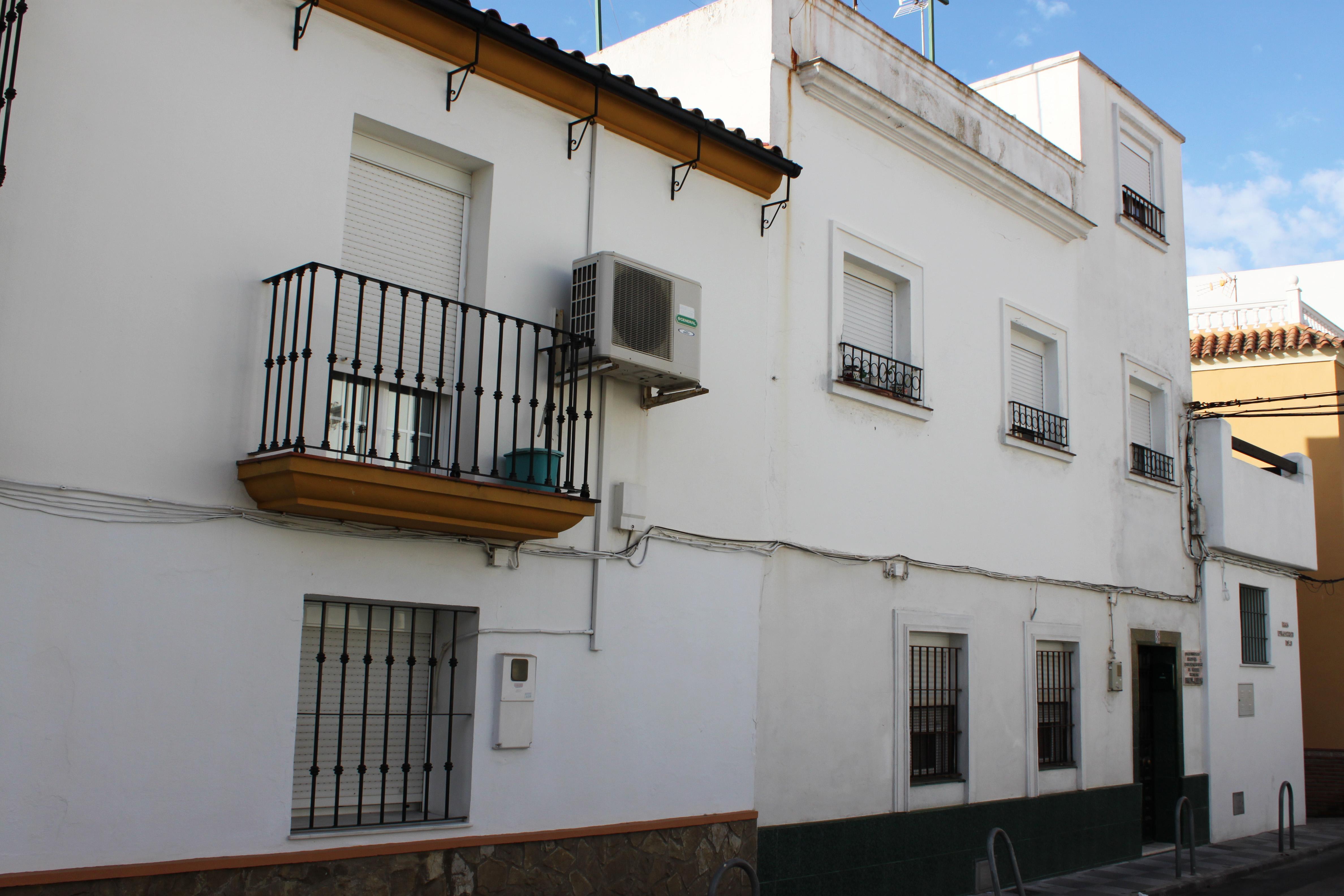 Casa natal de Paco de Lucía, número 8 de la calle San Francisco de Algeciras.