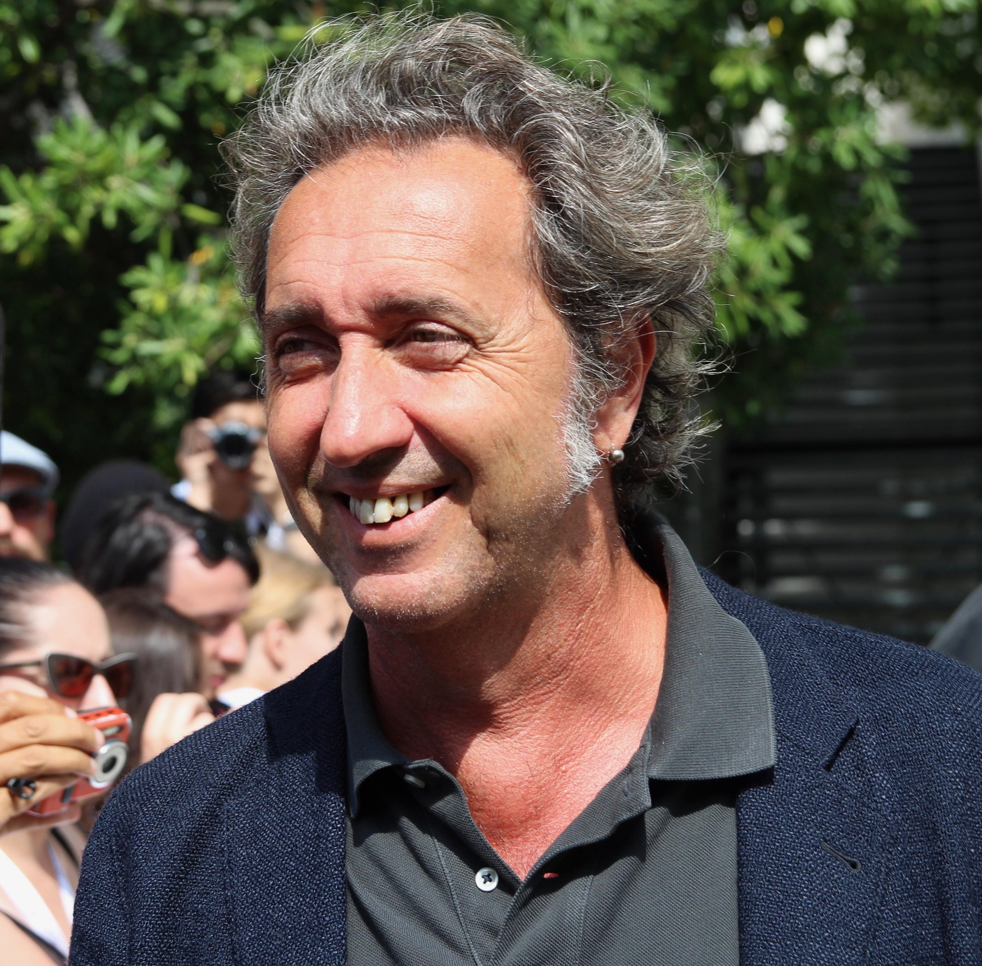 Photo de Paolo Sorrentino avec un hauteur de 178 cm et à l'age de 49 en 2020