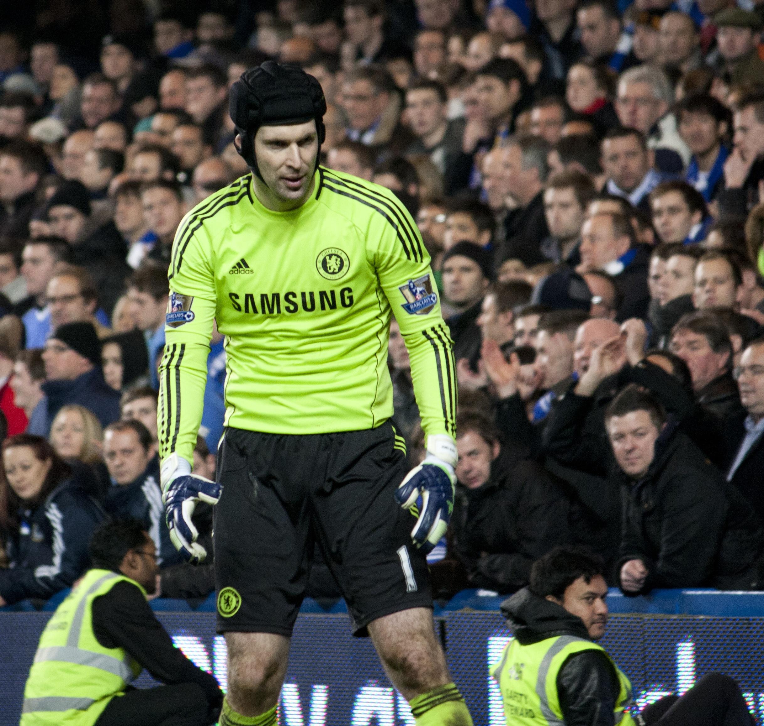 520a5f455 File Petr Cech - Chelsea vs Bolton Wanderers.jpg - Wikimedia Commons