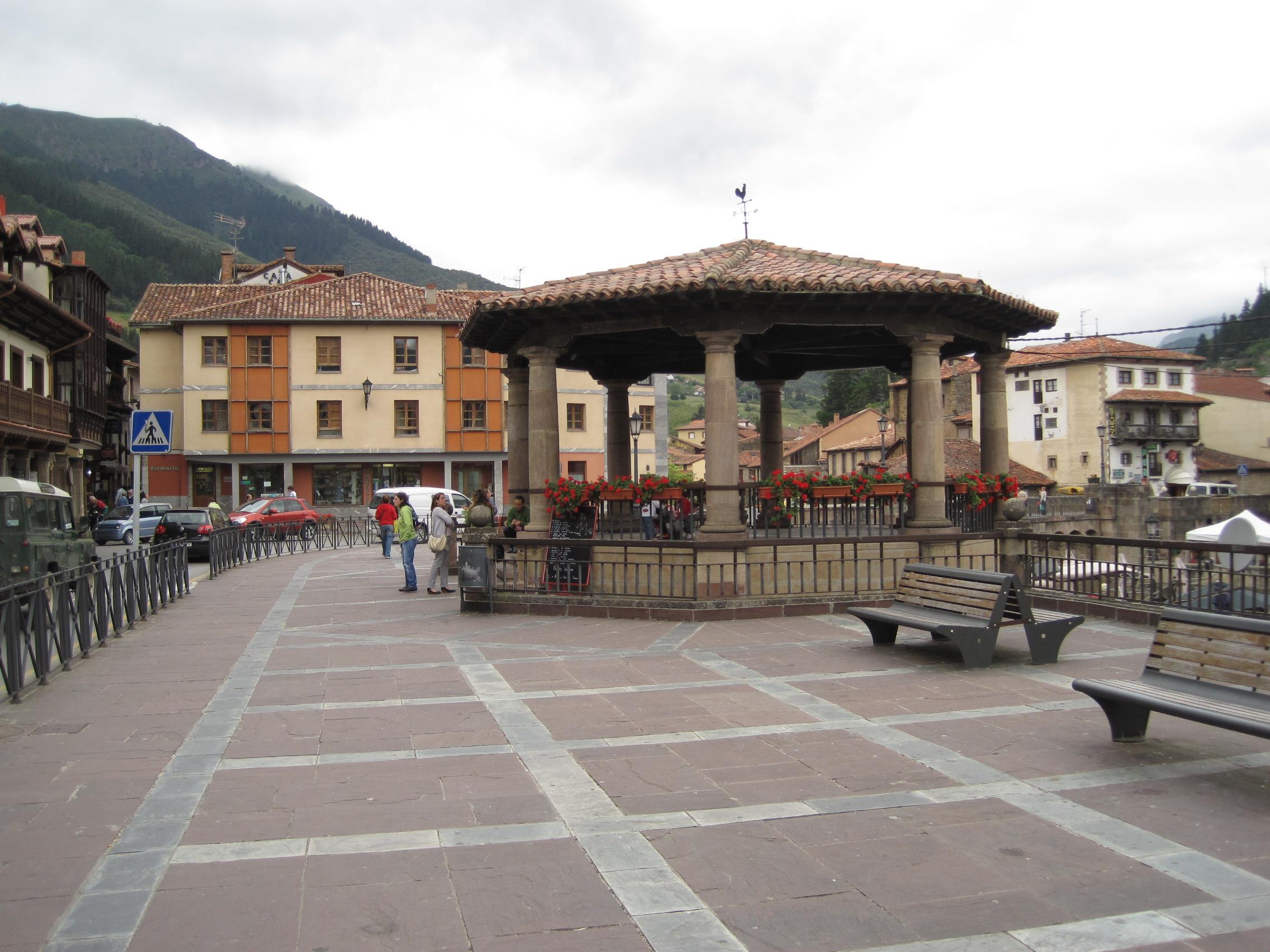 Plaza Capitan Palacios