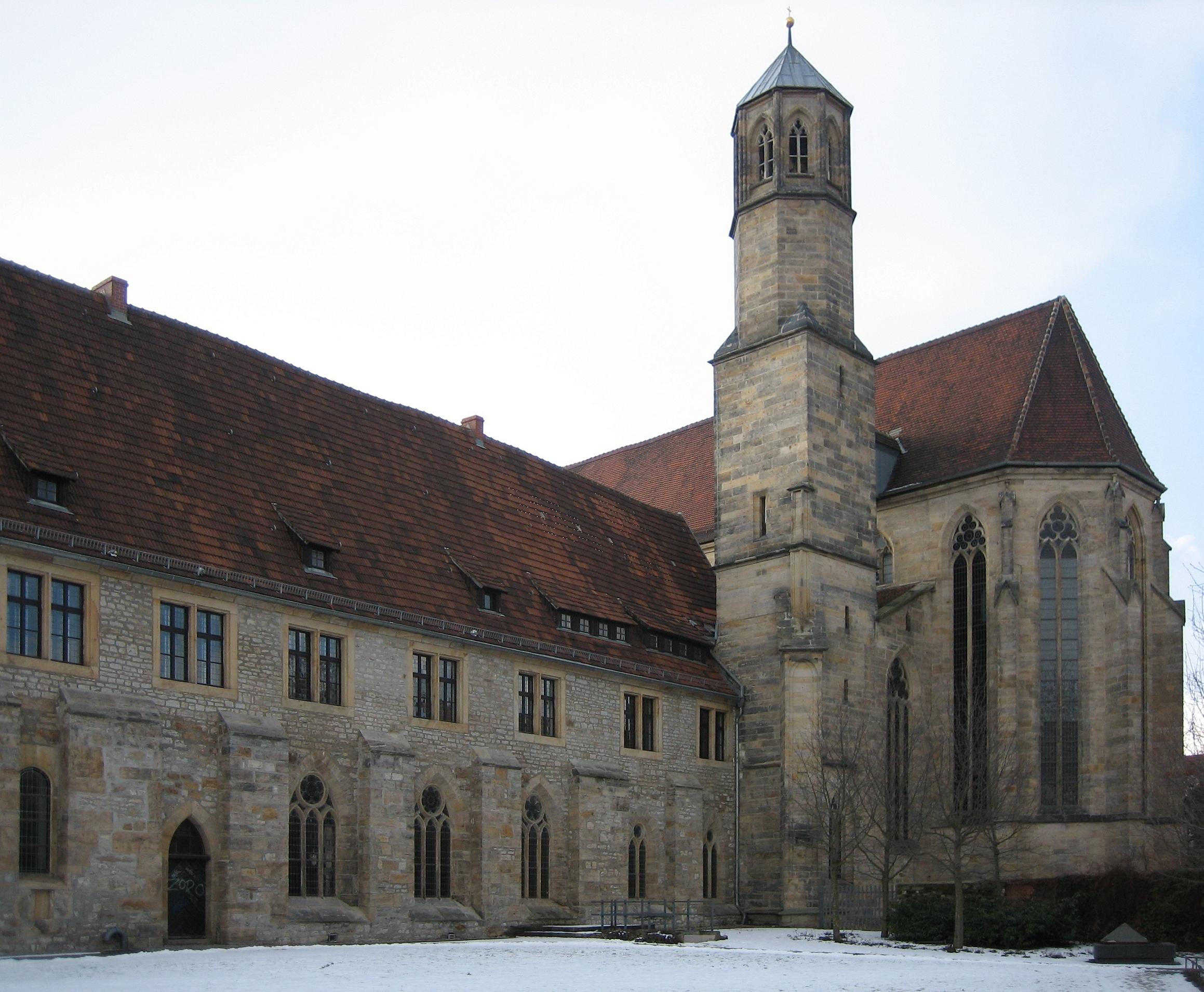 Erfurt教堂