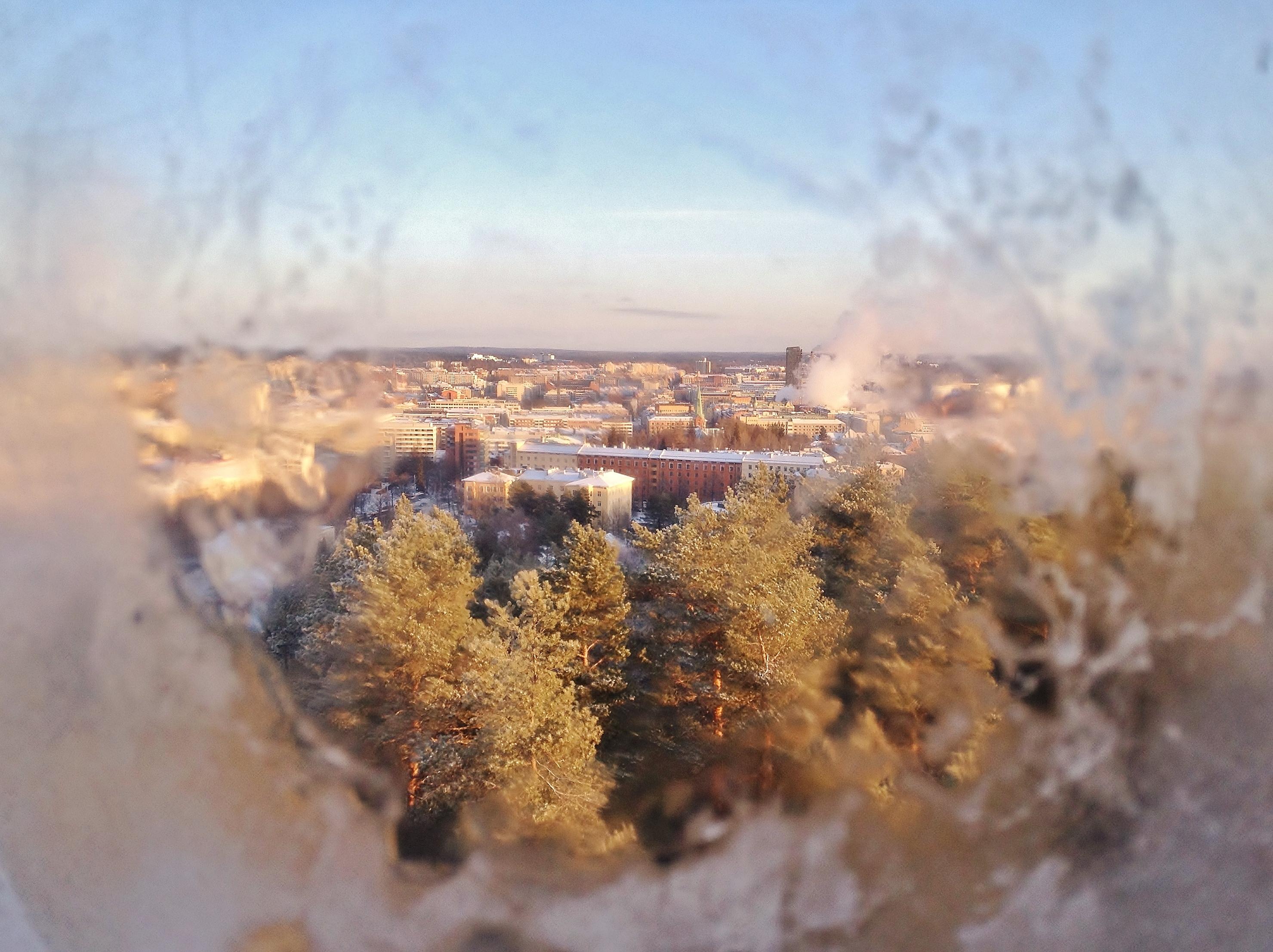 Pyynikki observation tower on 5th January 2016 1.jpg