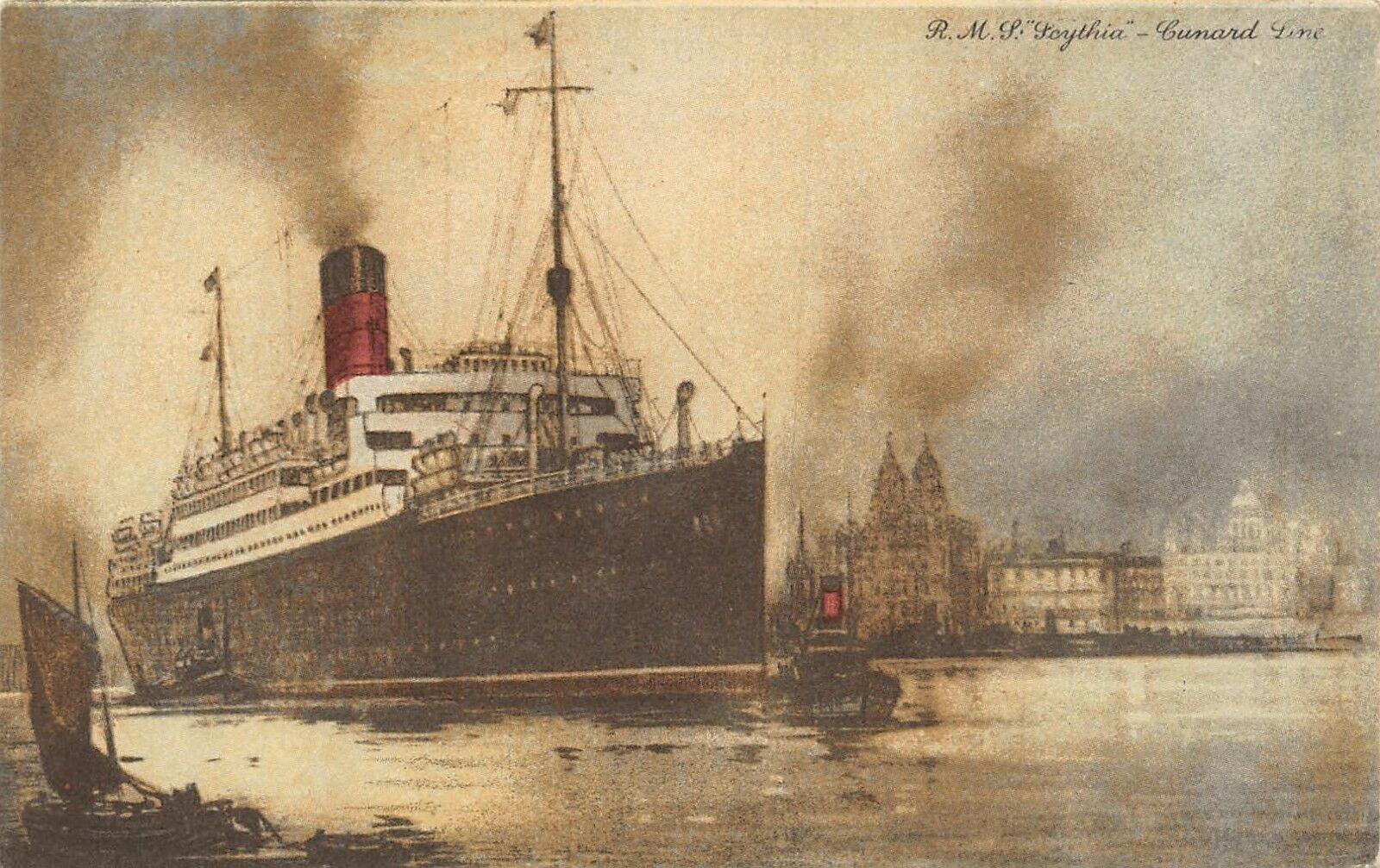 RMS Scythia