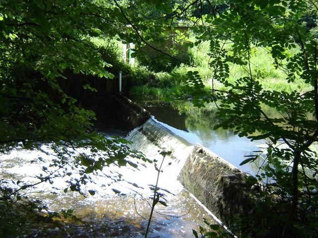 River Derwent Forge Valley - geograph.org.uk - 1425406