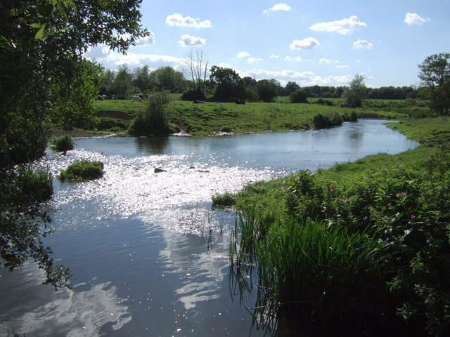 River Isle - geograph.org.uk - 513260