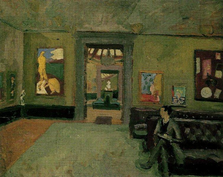 Roger Fry Una habitacion