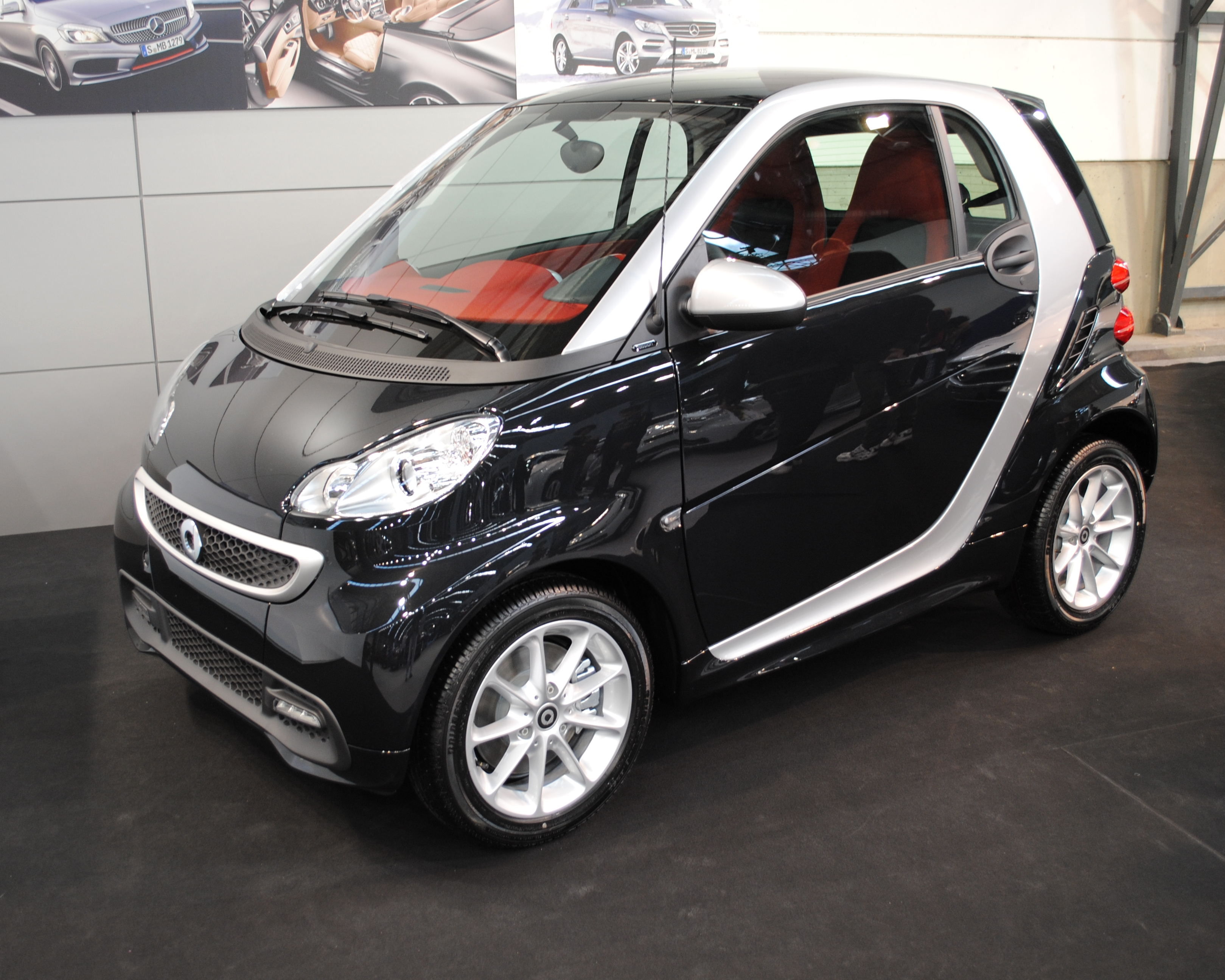 Smart fortwo length 2016 ototrends net