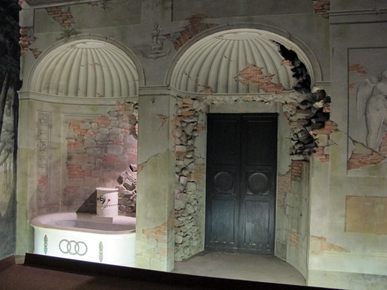 File sala da bagno affreschi di niccol contestabile 07 - Sala da bagno ...