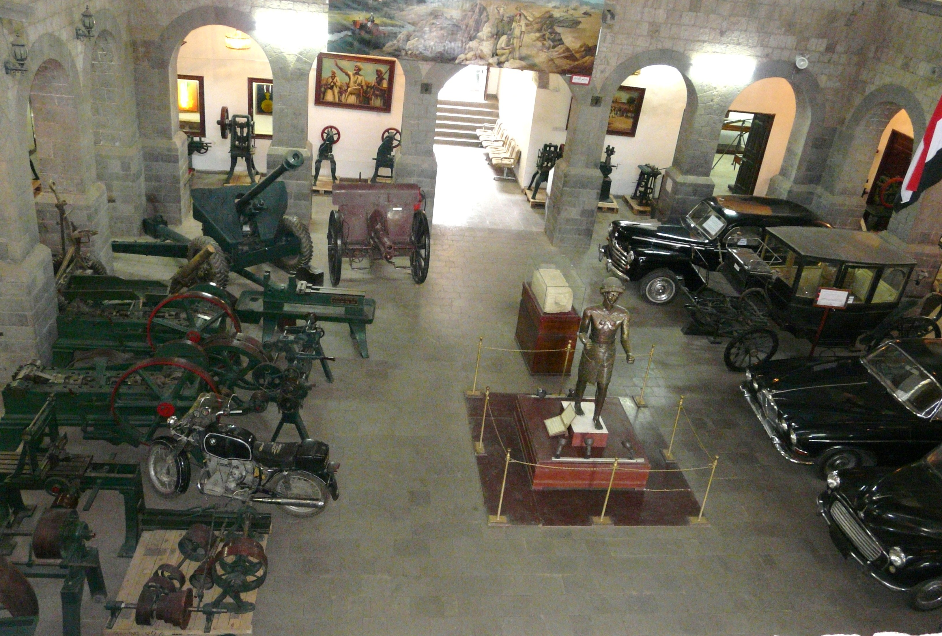 File:Sana military museum 02.JPG - Wikimedia Commons