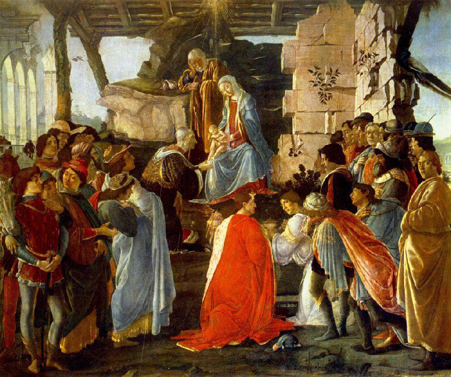 Sandro Botticelli Biography