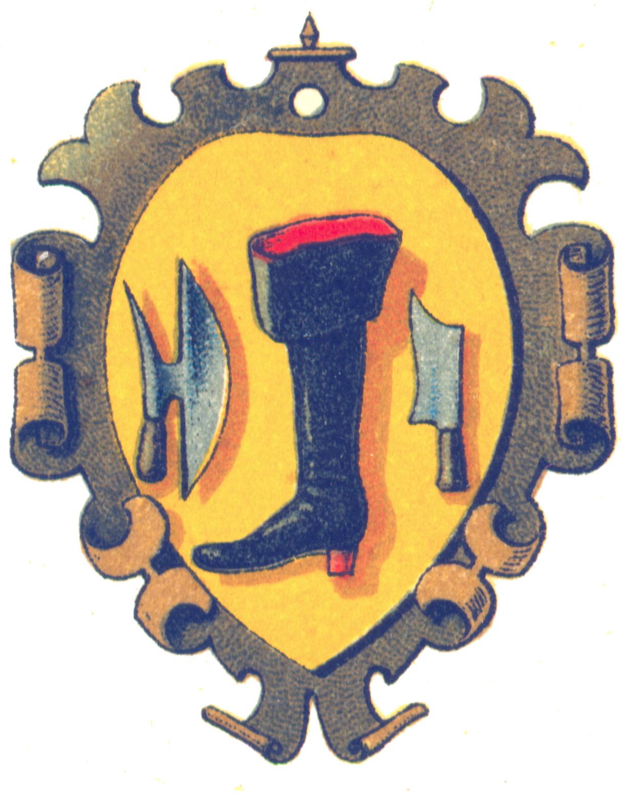 жилфонд герб сапожника в средневековье картинки разбираться, что