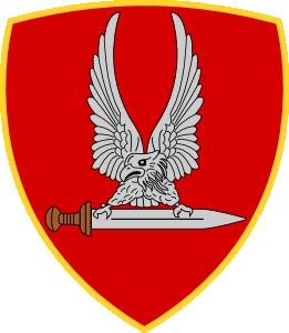 Resultado de imagem para PICTURE OF logo of COMANDO DELLE FORZE SPECIALI DELL'ESERCITO