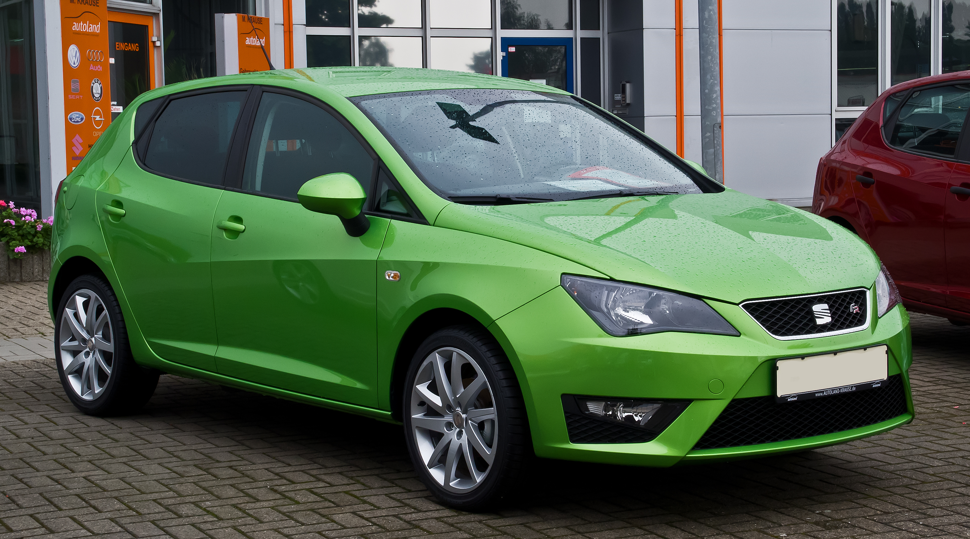 file seat ibiza 1 2 tsi fr 6j facelift frontansicht 7 september 2013 m. Black Bedroom Furniture Sets. Home Design Ideas
