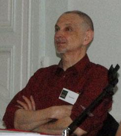 """Le psychanalyse Serge Tisseron au 5ème colloque interdisciplinaire Icône-Image """"Culture et numérique"""", samedi 5 juillet 2008"""