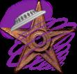 SiFi Barnstar Purple.png