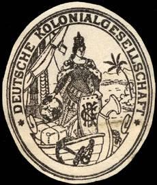 Deutsche Kolonialgesellschaft