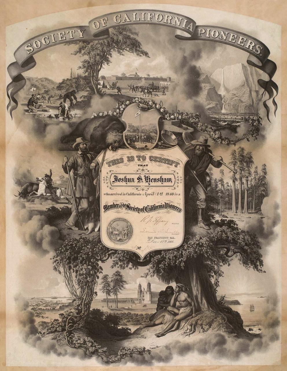 Society of California Pioneers - Wikipedia