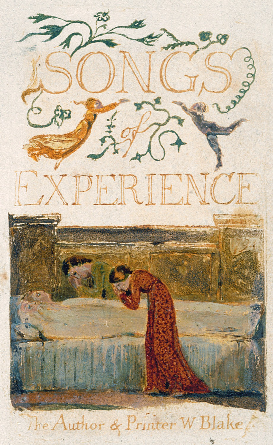 an analysis of songs of innocence and experience by william blakes Take a closer look at william blake's songs of innocence and experience in their  original illustrated form read a summary and analysis of each poem and listen.