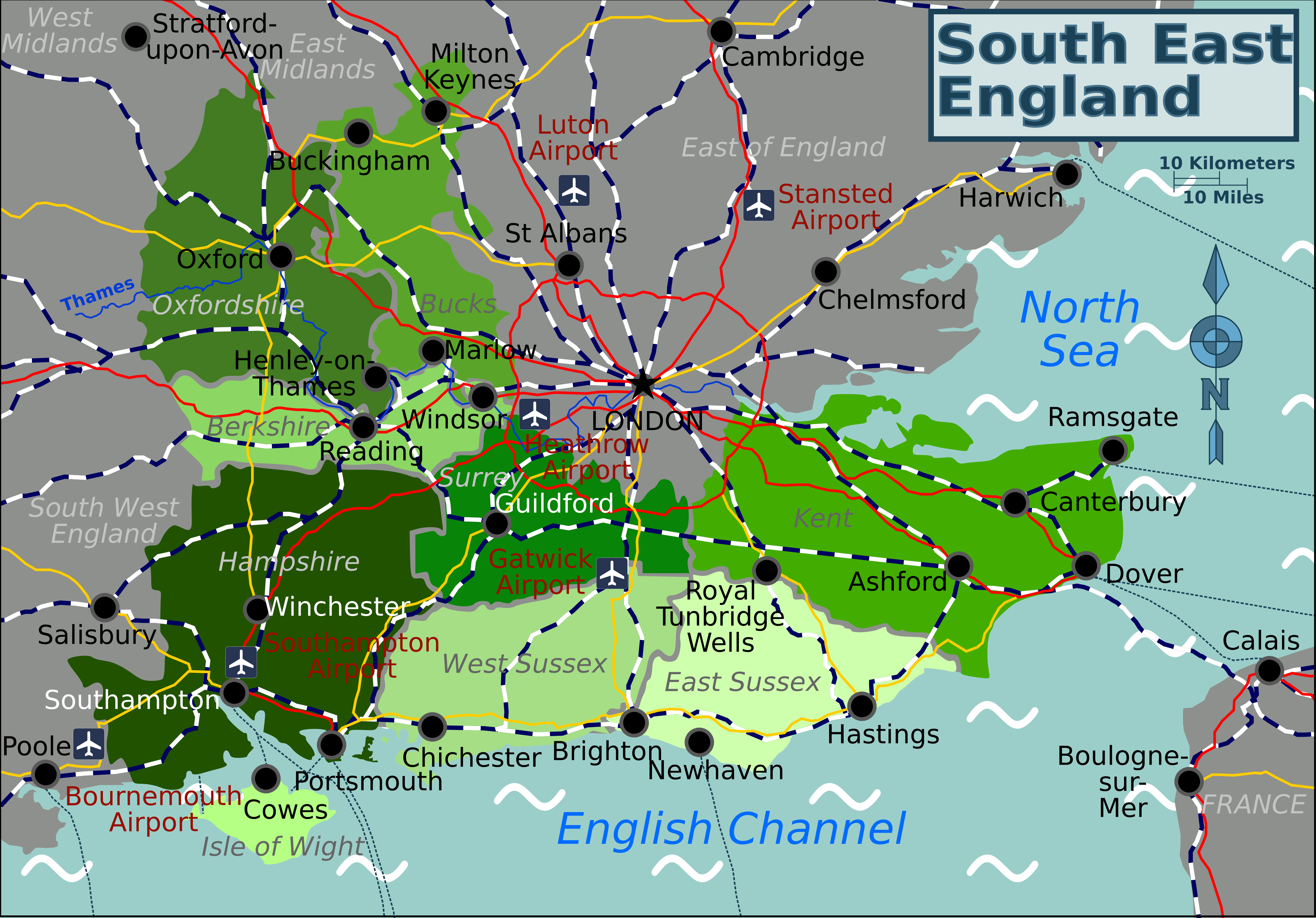 Se England Map.File South East England Map Png Wikimedia Commons