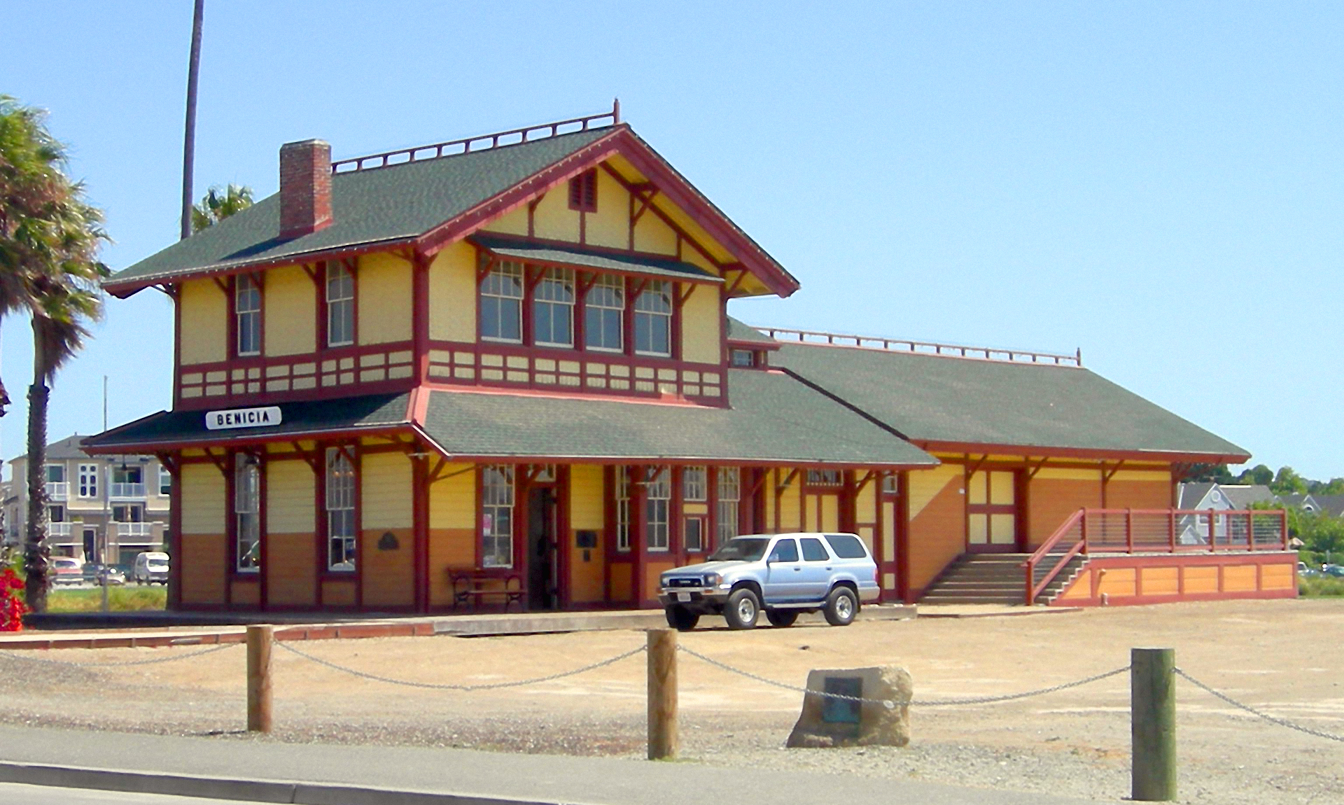 Station Pier Car Park