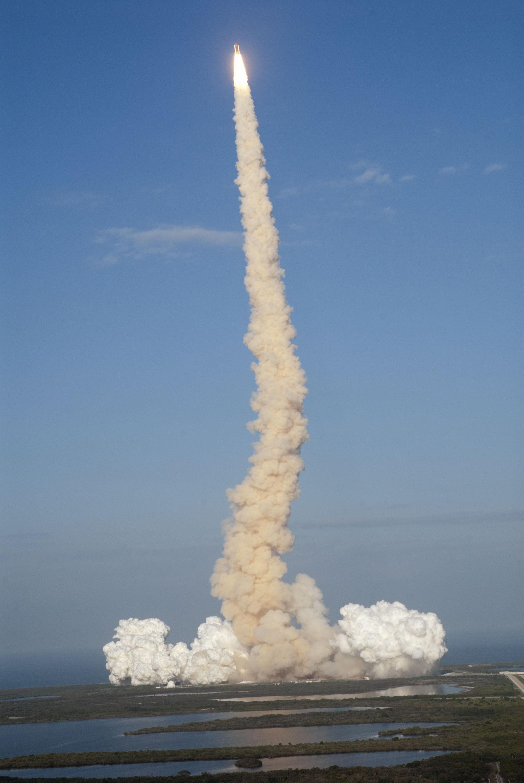 space shuttle launching - photo #34