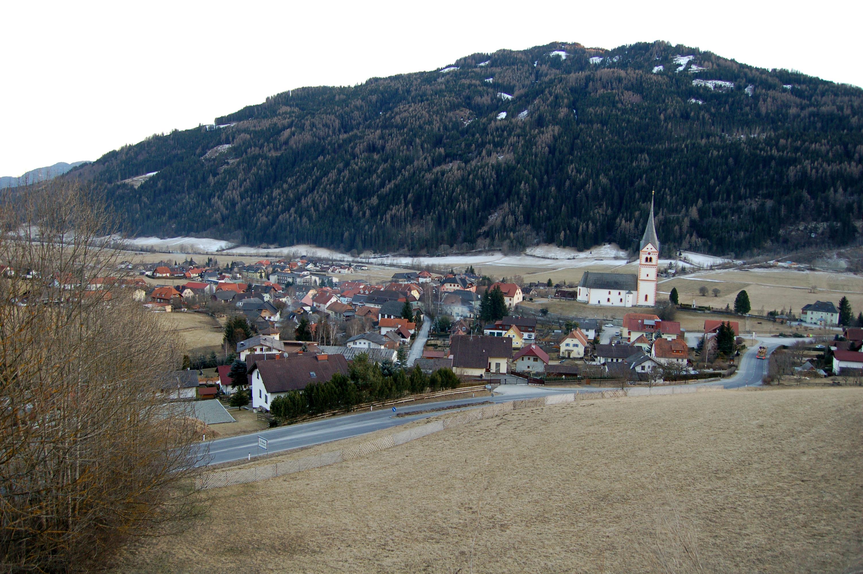 huts St. Peter am Kammersberg - bergfex