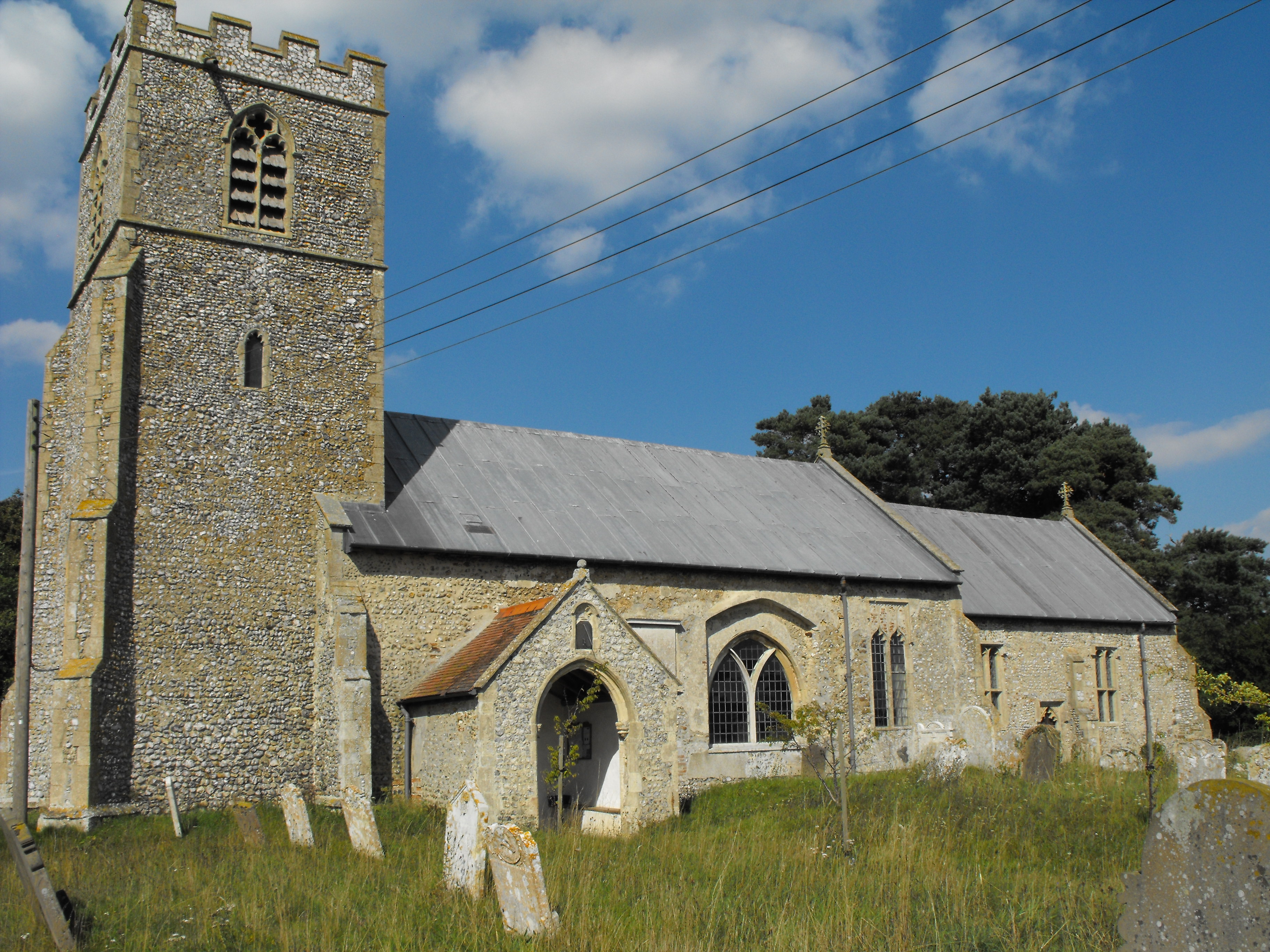 Oulton, Norfolk - Wikipedia