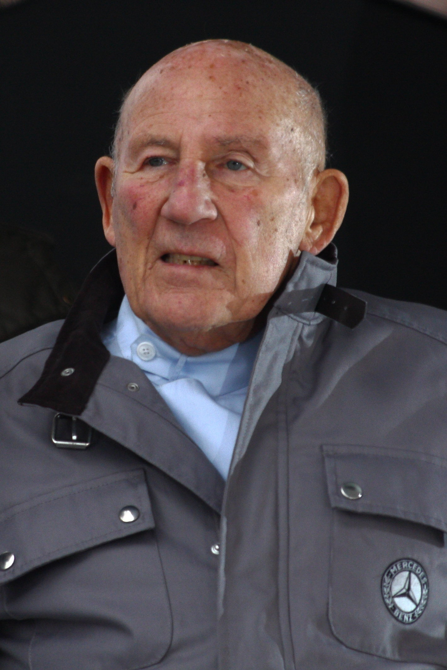 The 91-year old son of father Alfred Moss and mother Aileen Moss Stirling Moss in 2021 photo. Stirling Moss earned a  million dollar salary - leaving the net worth at 7 million in 2021