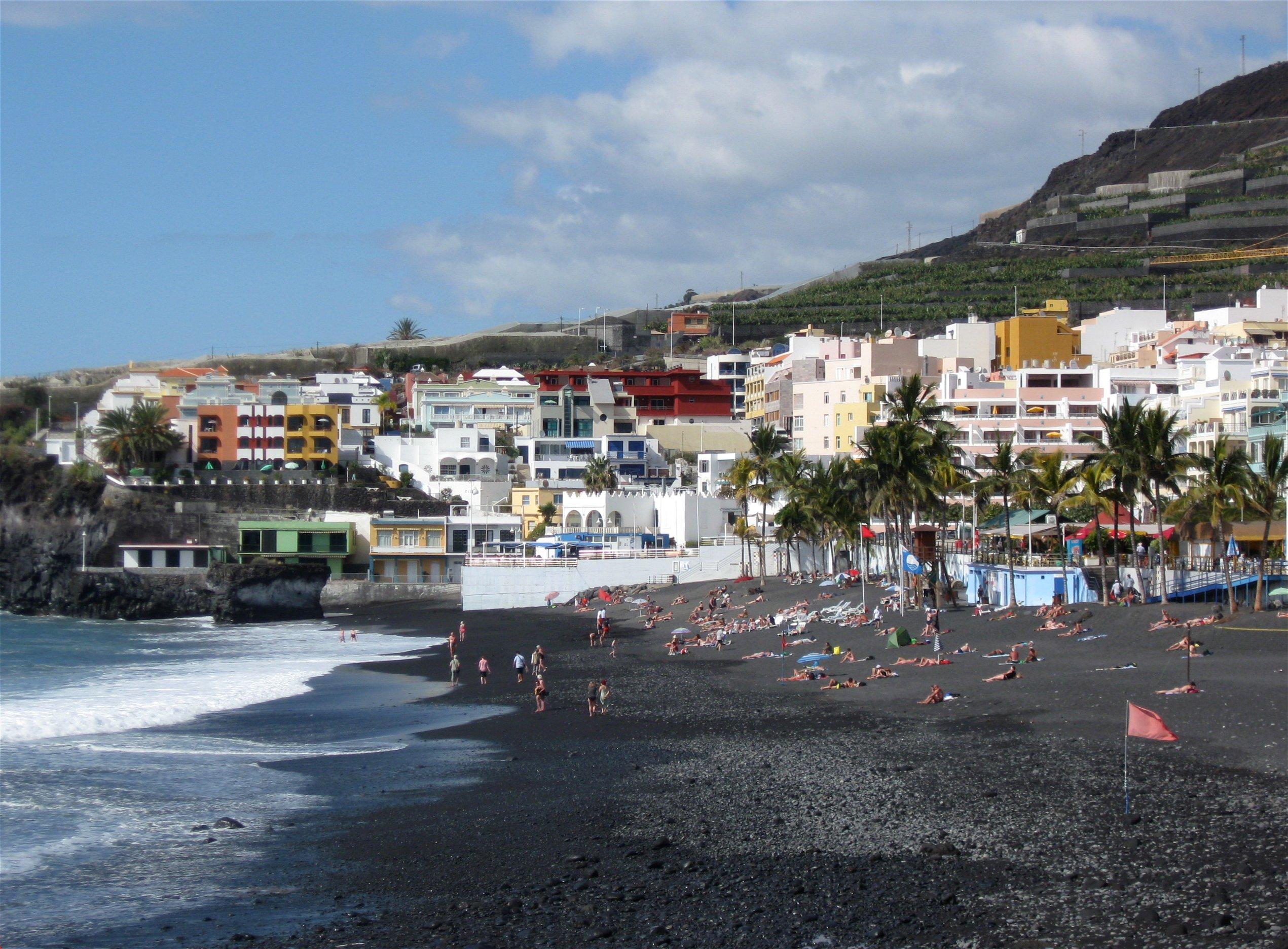 Puerto Naos Wikipedia