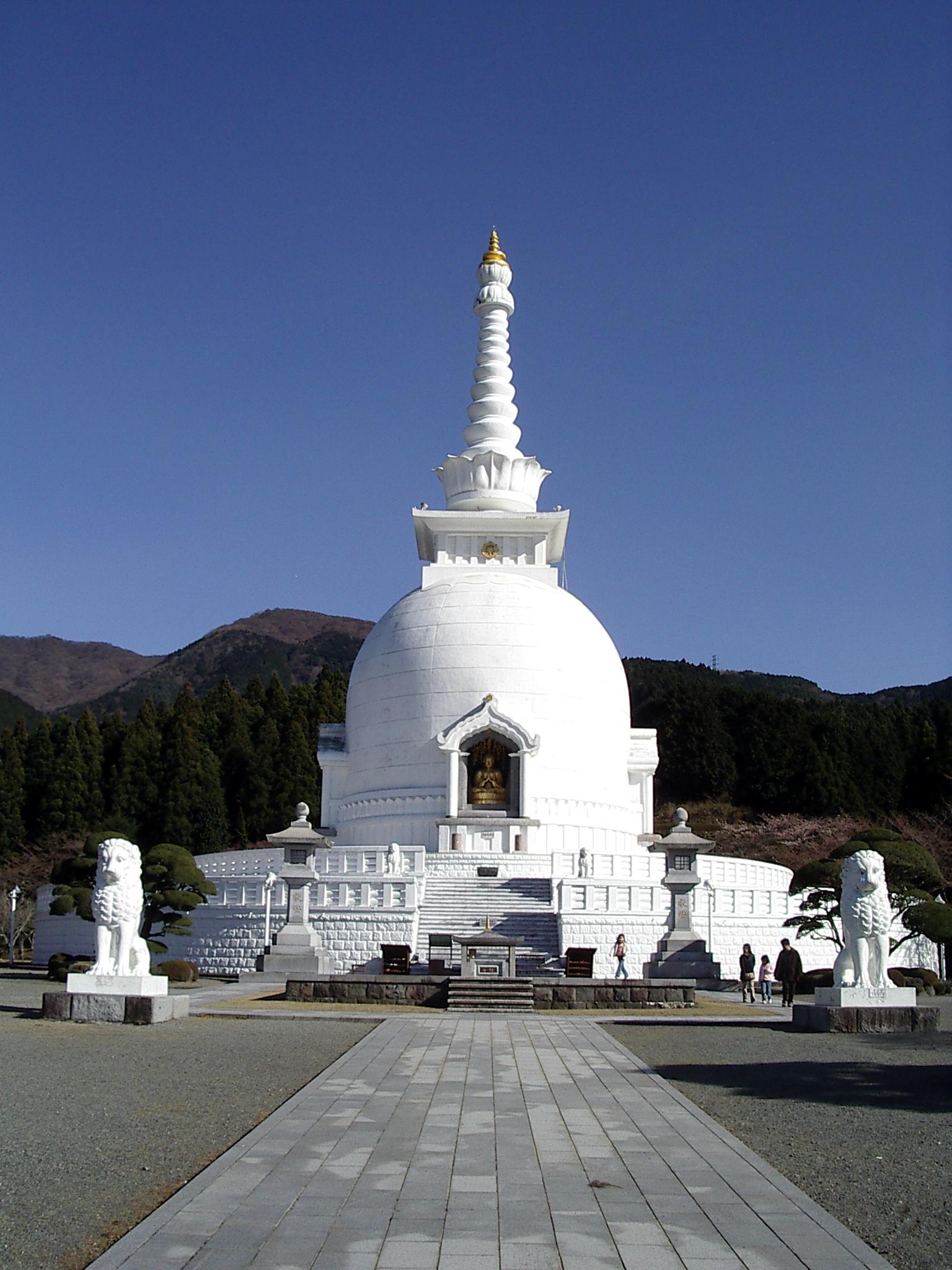 Stupa - Wikipedia