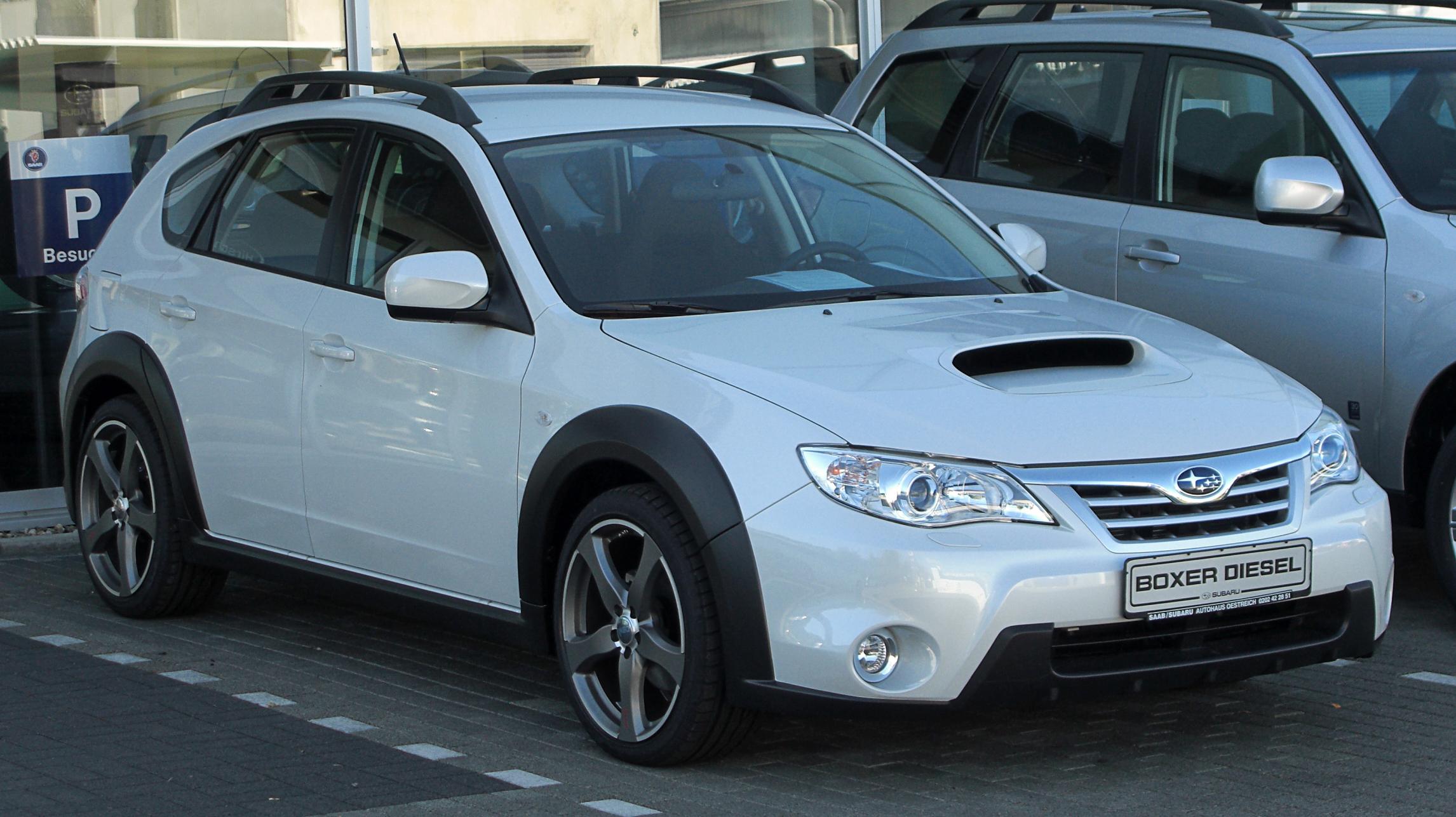 Plik Subaru Impreza XV 2 0D AWD front 1 –