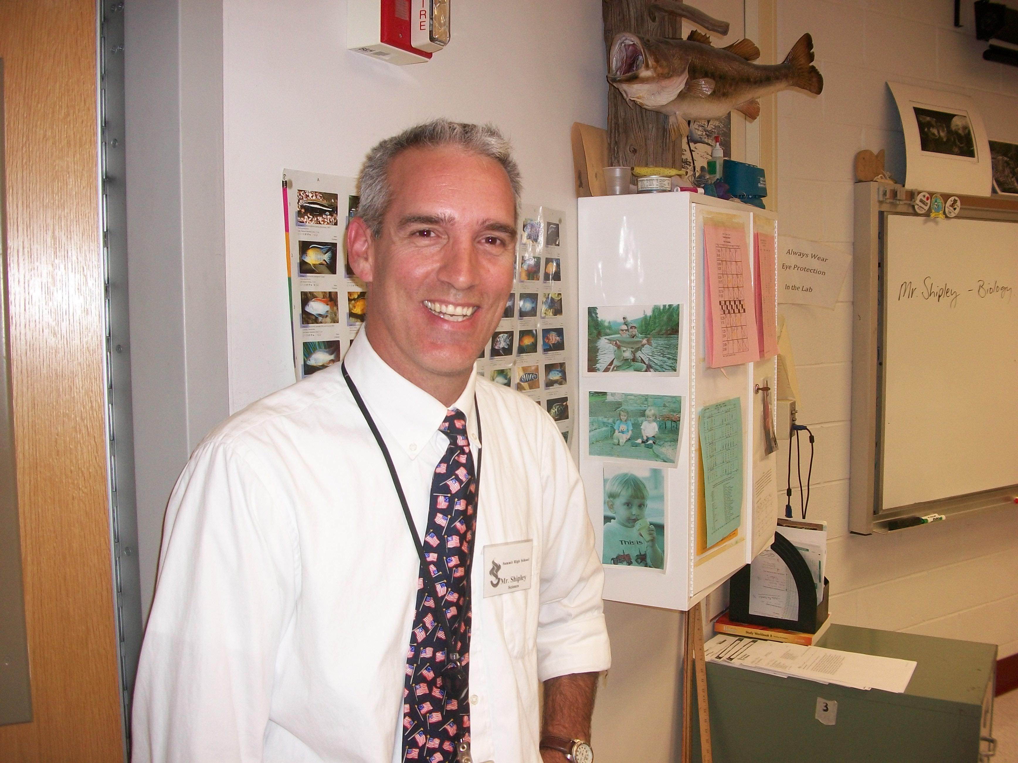 File:Summit High School Science Teacher John Shipley.jpg ...