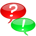 Imådje:Talk page icon crystal.png